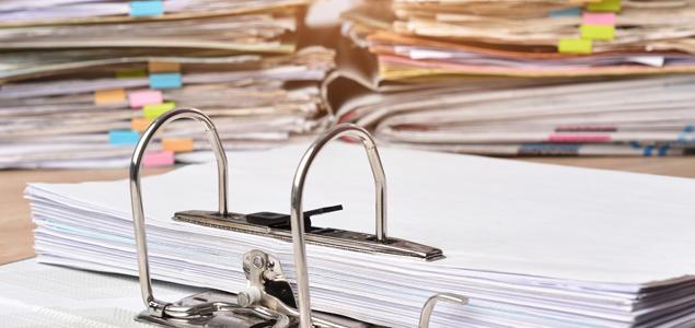 Dokumenter og ringperm