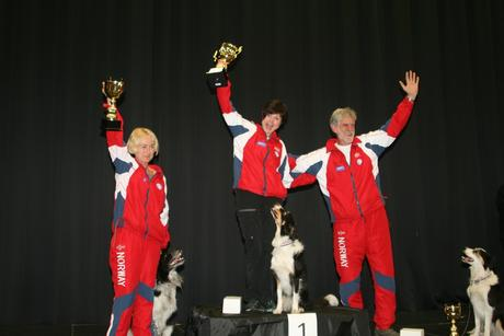 Nordisk mesterskap, brukshund, Finnland 3