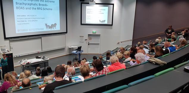 Seminar om BOAS, Jane Ladlow