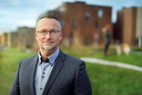 Administrerende direktør i NKK, Torbjørn Brenna