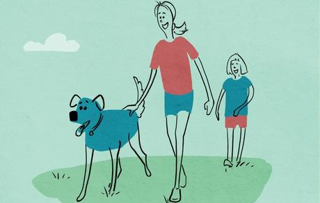Sommertid med Hund